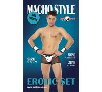 Erolin - Костюм Macho Style, L (ERL700014 L)