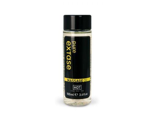 HOT - Массажное масло EXTASE, 100 мл (H44083)