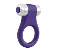 OVO - Вибрирующее кольцо OVO B1 Vibrating Ring, PURPLE (OVOB1PUR)