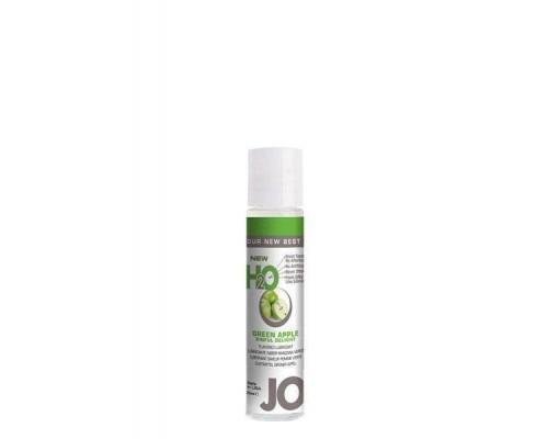 System Jo - Лубрикант JO H20 LUBRICANT GREEN APPLE, 30 мл (T251698)