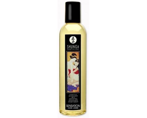 "Shunga - Массажное масло Sensation ""Lavender"", 250 мл (T271006)"