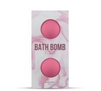 Бомбочка для ванны Dona Bath Bomb - Flirty - Blushing Berry (140 гр)