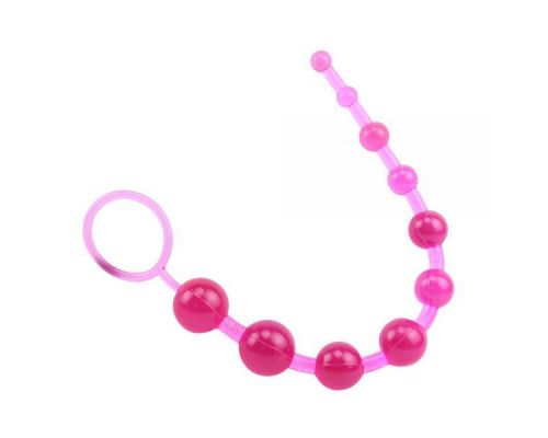 Chisa - Анальная цепочка SASSY Anal Beads-Pink (291324)