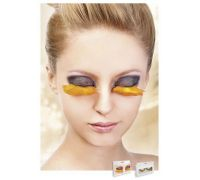 Baci Eyelashes - Реснички Orange Feather Eyelashes (B601)