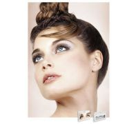 Baci Eyelashes - Реснички Black Premium Eyelashes (B662)
