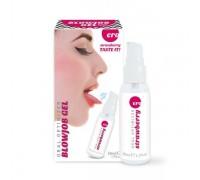 HOT - Стимулирующий оральный гель Oral Optimizer Blowjob Gel Strawberry, 50 мл (H77511)