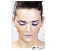 Baci Eyelashes - Реснички Purple Deluxe Eyelashes (B531)