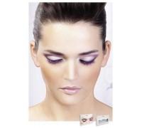 Baci Eyelashes - Реснички Purple Deluxe Eyelashes (B531)