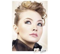 Baci Eyelashes - Реснички Black Premium Eyelashes (B596)