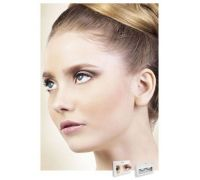 Baci Eyelashes - Реснички Black Premium Eyelashes (B680)