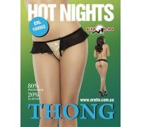 Erolin - Трусики Hot Nights Gold, L (ERL100002_gold L)