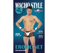 Erolin - Костюм Macho Style, S (ERL700014 S)