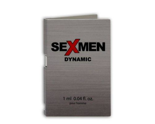 Aurora - Пробник Aurora Sexmen Dynamic for men, 1 мл (281069)