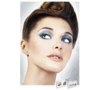 Baci Eyelashes - Реснички Black Premium Eyelashes (B589)