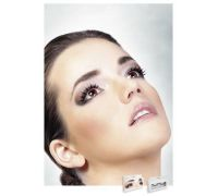 Baci Eyelashes - Реснички Black Premium Eyelashes (B685)