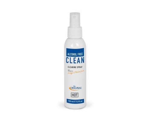 HOT - Очиститель для игрушек CLEAN с ароматом апельсина и тропических фруктов, 150 мл (H44050)
