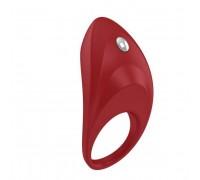 OVO - Вибрирующее кольцо OVO B7 Vibrating Ring, RED (OVOB7RED)
