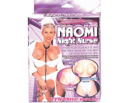 NMC - Секс кукла Naomi Night Nurse with uniform (T120062)