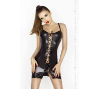 BELLATRIX CHEMISE black L/XL - Passion