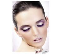 Baci Eyelashes - Реснички Purple Deluxe Eyelashes (B545)