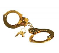 Pipedream - Наручники Fetish Fantasy Gold - GOLD CUFFS (DT44501)