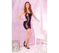 Pink Lipstick Lingerie - Платье Slice of seduction mini-dress (PL7225009)