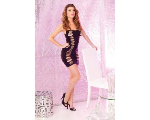 Pink Lipstick Lingerie - Платье Slice of seduction mini-dress (PL7225009)