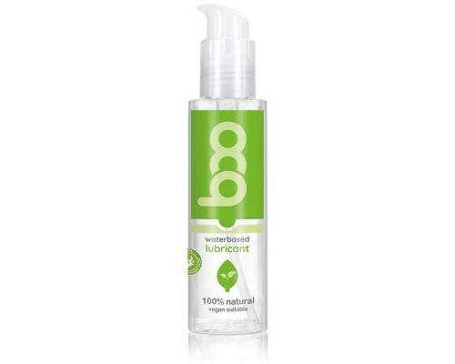 BOO - BOO NATURAL WATERBASED LUBRICANT 150ML (T252001)