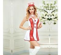 """Эротический костюм медсестры """"Соблазнительная Адриана"""""""
