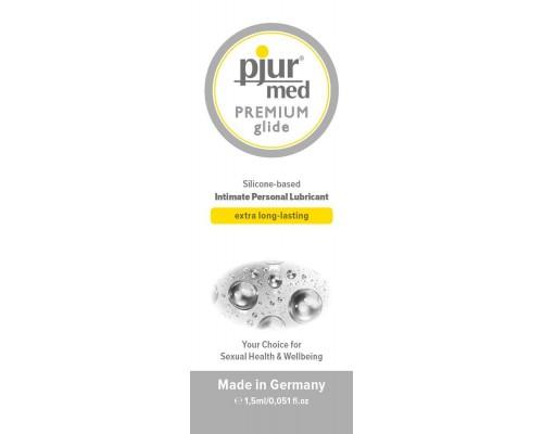 Пробник pjur MED Premium glide 1,5 ml