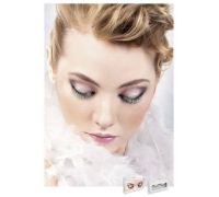 Baci Eyelashes - Реснички Black Deluxe Eyelashes (B549)