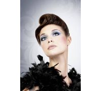 Baci Eyelashes - Реснички Black Premium Eyelashes (B557)
