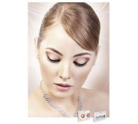 Baci Eyelashes - Реснички Black Deluxe Eyelashes (B598)