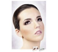 Baci Eyelashes - Реснички Black Premium Eyelashes (B689)