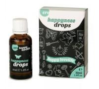 HOT - Возбуждающие капли для двоих ERO Happyness Drops, 30 мл (H77112)