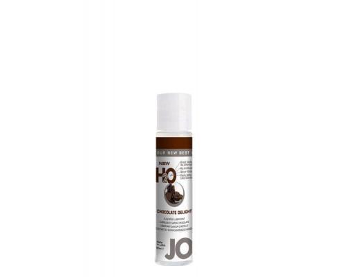 System Jo - Лубрикант JO H20 LUBRICANT CHOCOLATE DELIGHT, 30 мл (T251690)