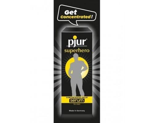 Пробник pjur Superhero Serum 1,5 ml