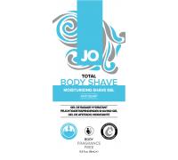 Пробник геля для бритья JO Total Body Anti-Bump Shaving Gel 15 мл