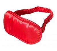 sLash - Маска на глаза Satin Love Mask, RED (280259)