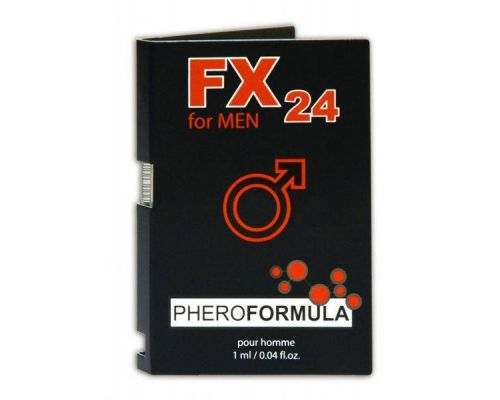 Aurora - Пробник Aurora FX24 for men, 1 мл (281075)
