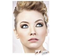 Baci Eyelashes - Реснички Black Deluxe Eyelashes (B570)
