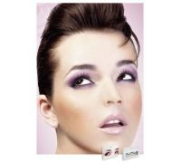 Baci Eyelashes - Реснички Black Deluxe Eyelashes (B579)