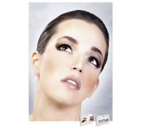 Baci Eyelashes - Реснички Black Premium Eyelashes (B665)