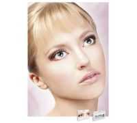 Baci Eyelashes - Реснички Black Deluxe Eyelashes (B675)