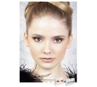 Baci Eyelashes - Реснички Black Deluxe Eyelashes (B691)