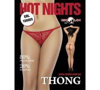 Erolin - Трусики Hot Nights Red, S (ERL100005_red S)