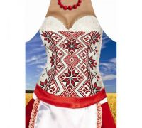 sLash - Фартук «Украинка», Премиум (280560)