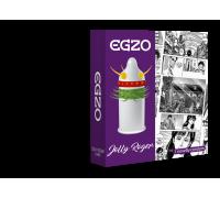 EGZO - Презервативы EGZO Jolly Roger (280711)