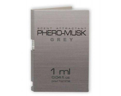 Aurora - Пробник Aurora PHERO-MUSK GREY, 1 мл (281072)
