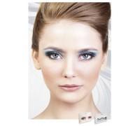 Baci Eyelashes - Реснички Black Premium Eyelashes (B558)